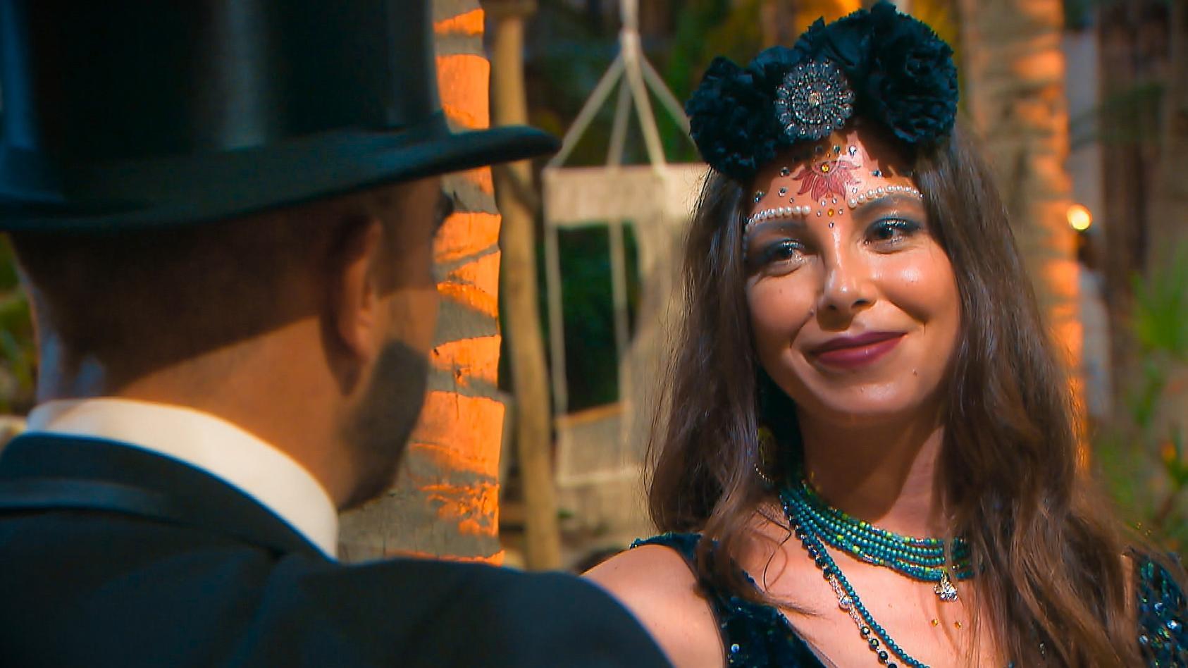 Jenny Jasmin und Sebastian Preuss hatten beide keine Emotionen bei ihrem Kuss