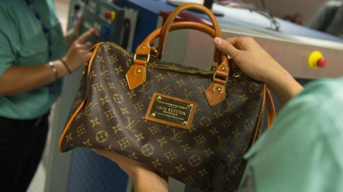 Louis-Vuitton-Handtasche
