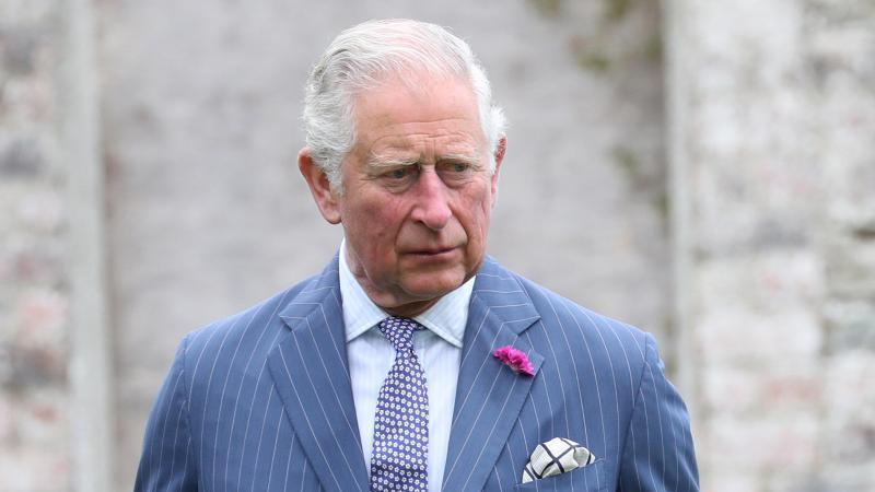 Der britische Prinz Charles spendet Gartenabfälle. Foto: Chris Jackson/PA Wire/dpa