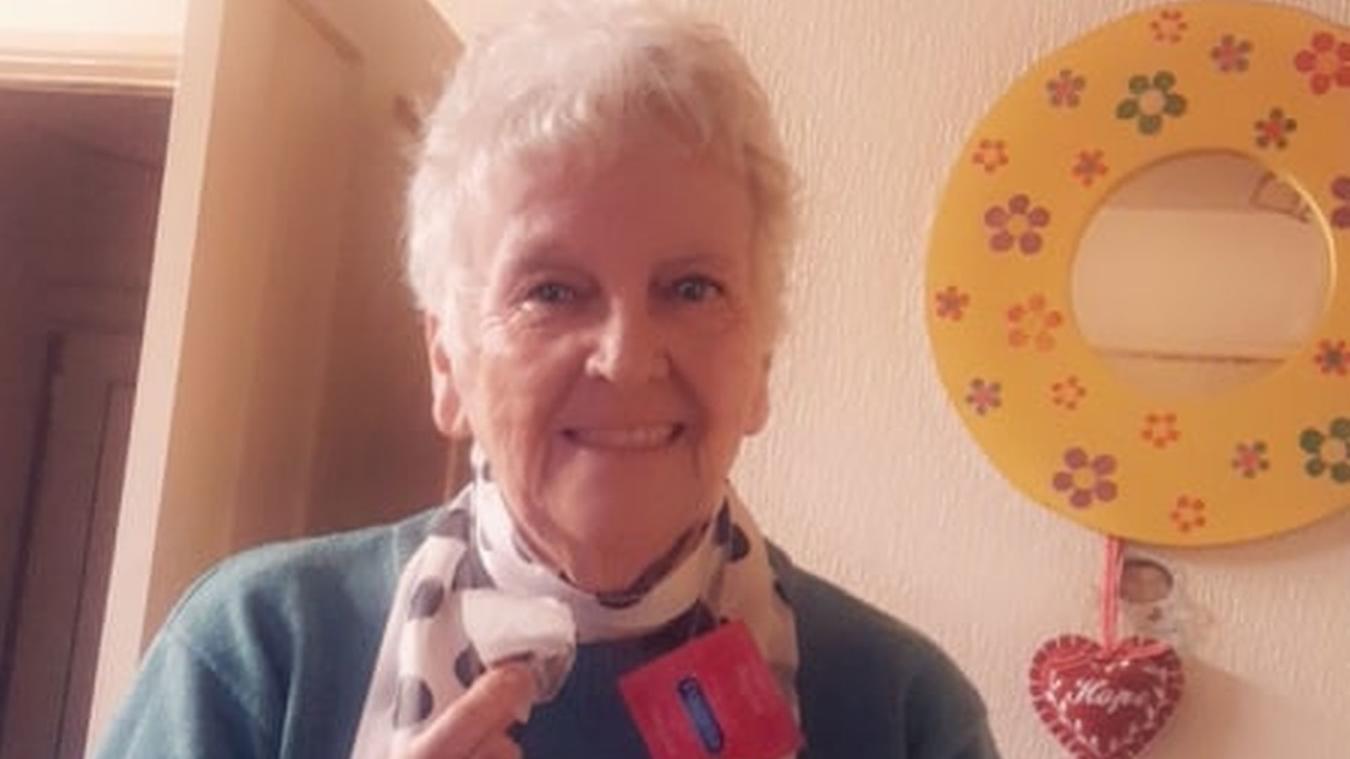 76-Jährige vergisst Brille und kauft Kondome statt Teebeutel