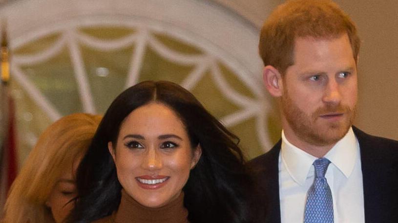 Wo werden Herzogin Meghan und  Prinz Harry künftig wohnen?