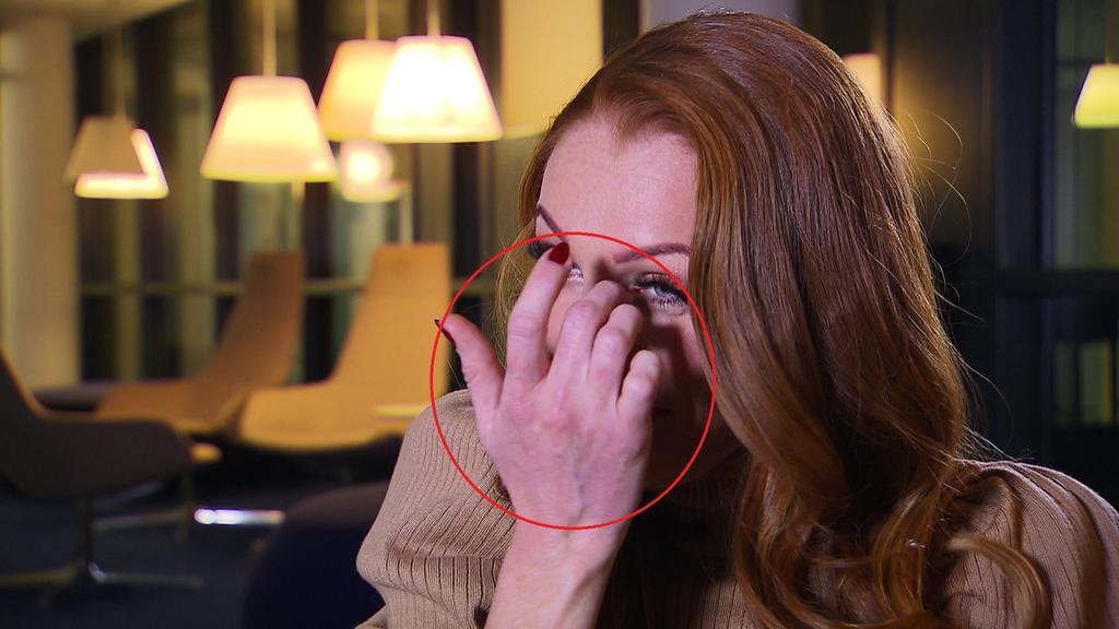 Georgina Fleur trägt am 6. Februar beim RTL-Interview keinen Verlobungsring