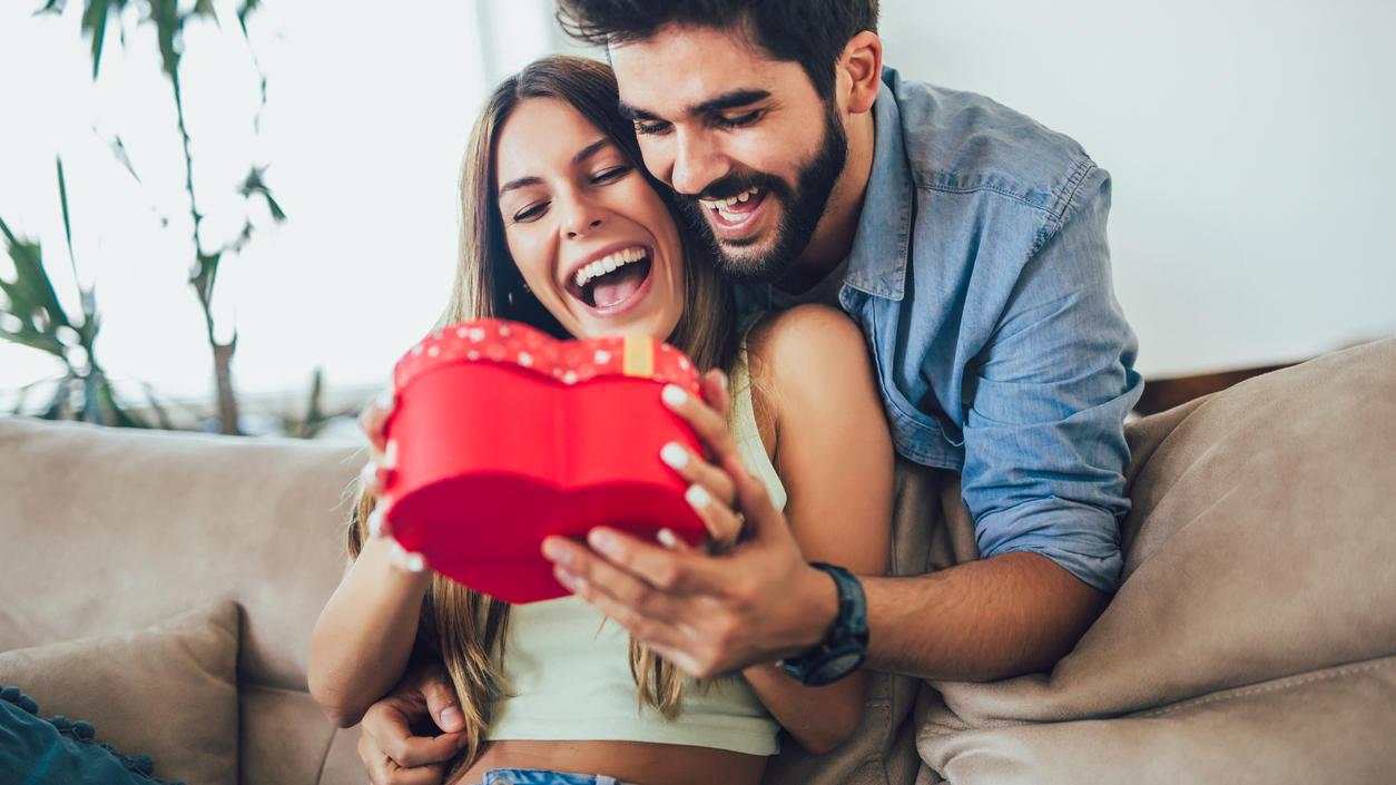 Mit dem richtigen Geschenk ist der Valentinstag gerettet