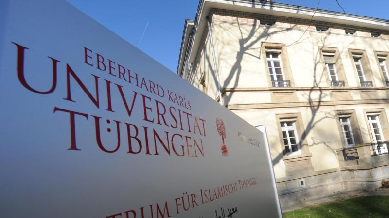 Außenansicht des Zentrums für Islamische Theologie an der Universität Tübingen. Foto: picture alliance / dpa/Archivbild