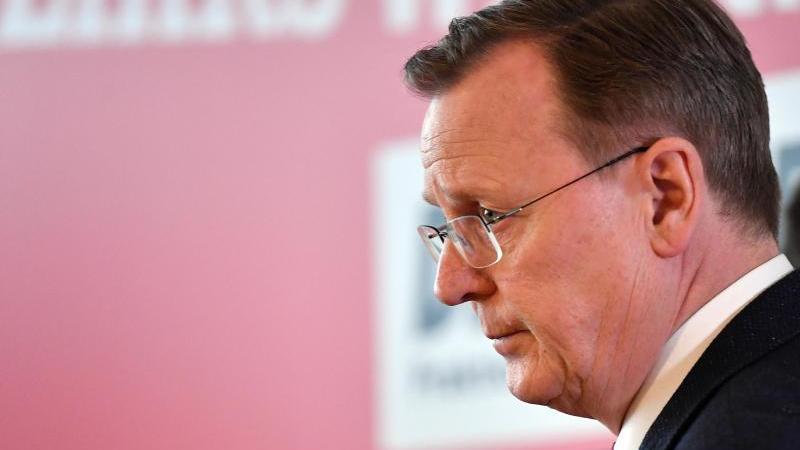 Bodo Ramelow (Die Linke), früherer Ministerpräsident von Thüringen. Foto: Martin Schutt/dpa-Zentralbild/dpa