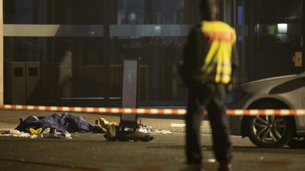 Schüsse am Tempodrom in Berlin - ein Toter