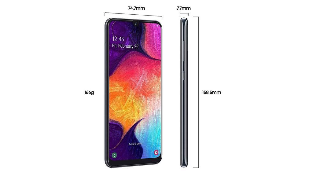 Das Samsung Galaxy A50 ist ein echter Preis-Leistungs-Knüller!