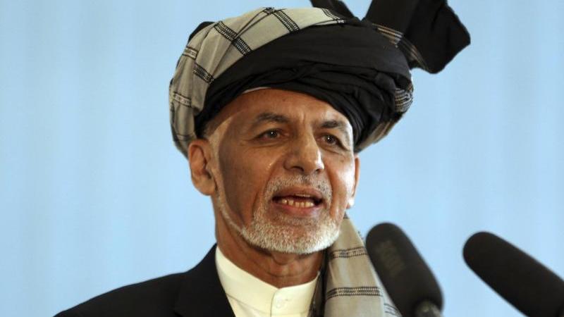 Mehr als vier Monate nach der Präsidentschaftswahl in Afghanistan hat die Unabhängige WahlkommissionGhani zum Sieger der Wahl erklärt. Foto: Rahmat Gul/AP/dpa