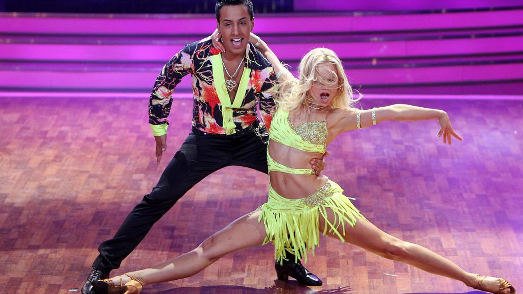 "Thomas Karaoglan war junge 18, als er bei ""Let's Dance"" tanzte."