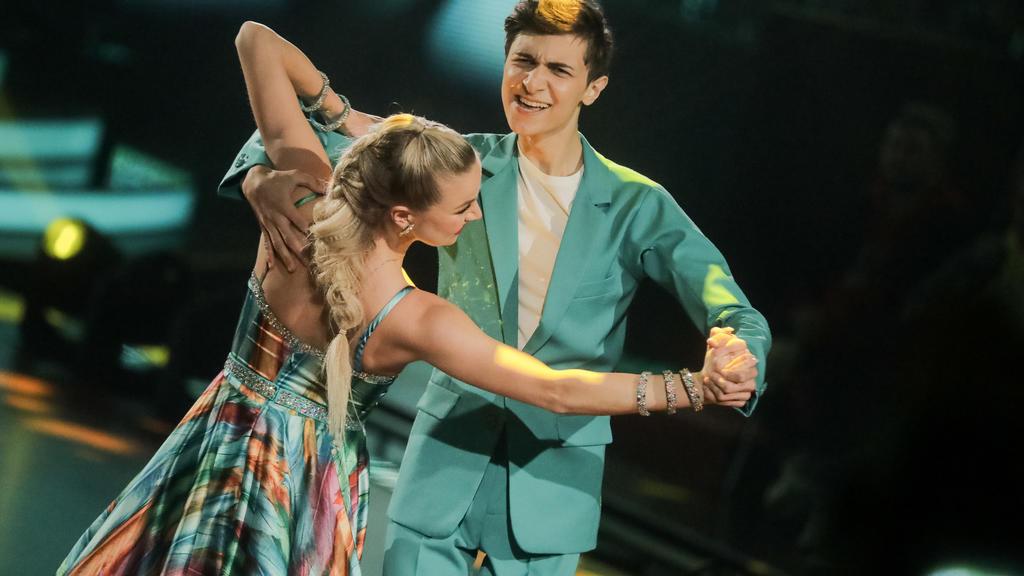"""Lukas Rieger wirkte in der 12. Staffel von """"Let's Dance"""" mit."""