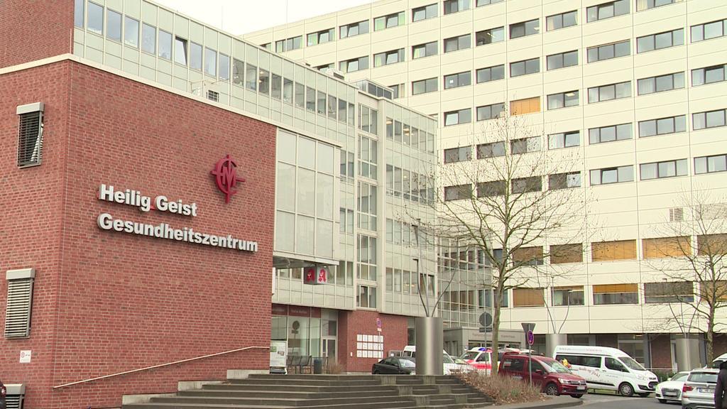 Heilig-Geist-Krankenhaus in Köln