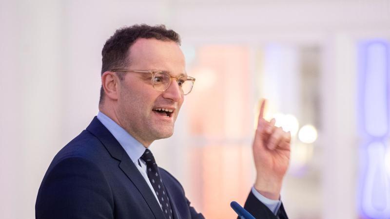 Bundesgesundheitsminister Jens Spahn. Foto: Daniel Reinhardt/dpa