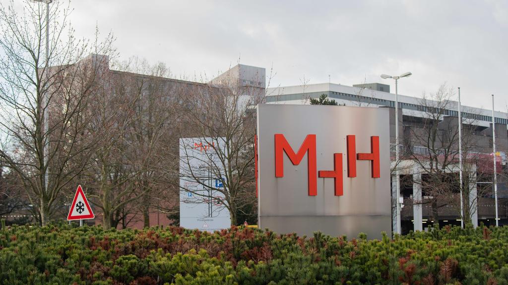 Die Medizinische Hochschule Hannover (MHH).