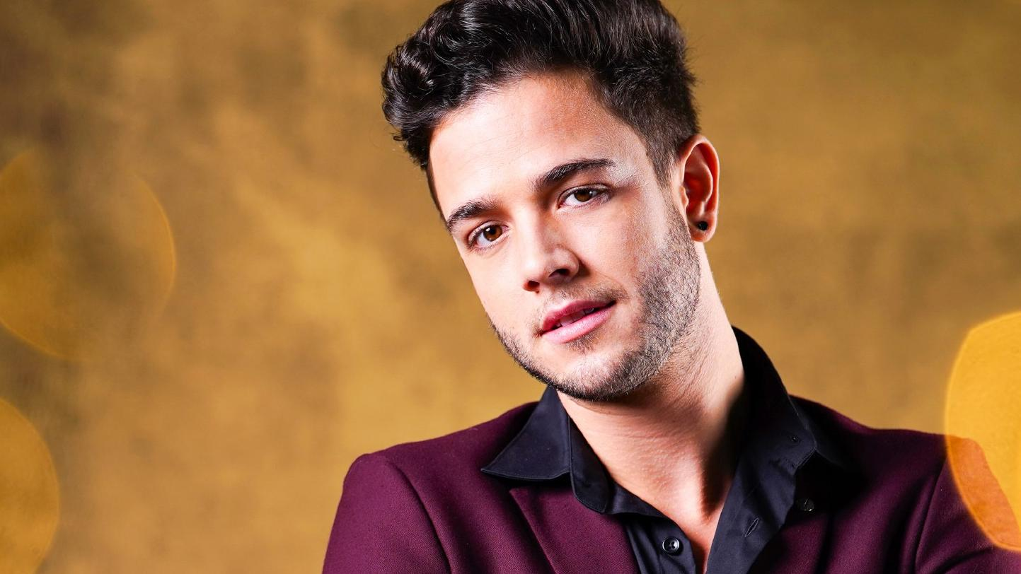 """Luca Hänni freut sich auf """"Let's Dance"""", hat aber auch Respekt vor dem Aufwand."""