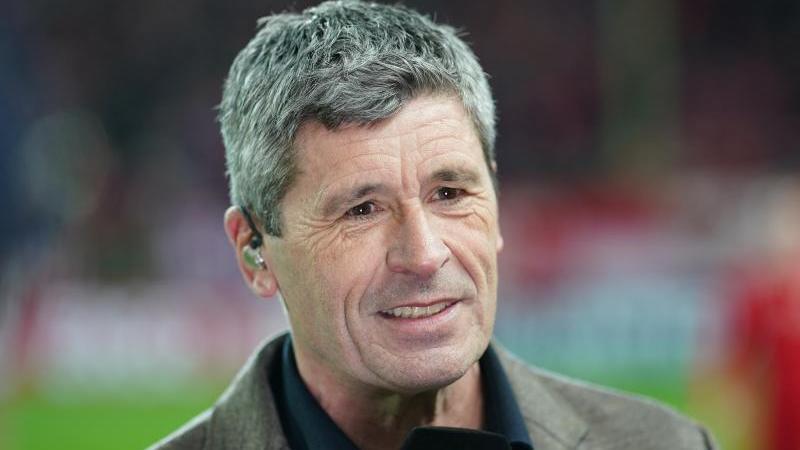 Der neue Beiratsvorsitzende des 1. FCKaiserslautern, Markus Merk. Foto: Thomas Frey/dpa/Archivbild