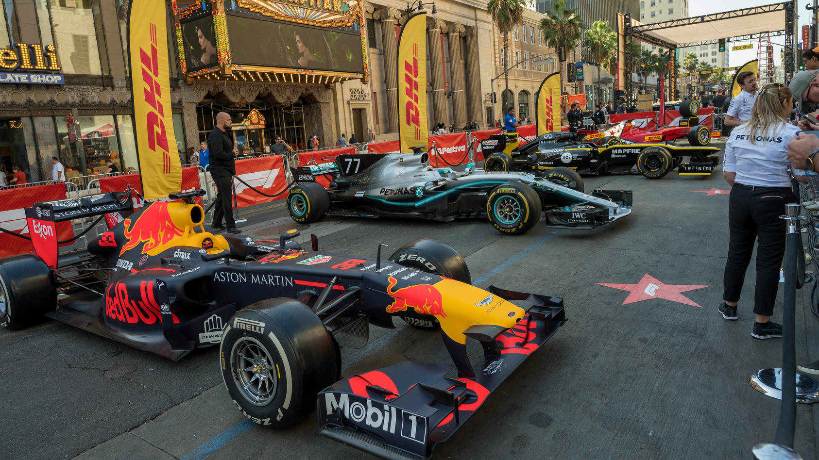 Die Formel 1 hat das nächste Fan-Festival angekündigt.