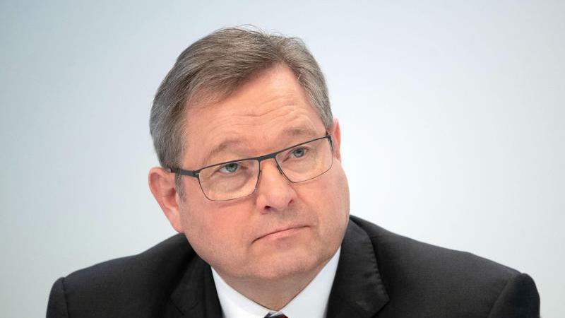 VW-Chefjustiziar Manfred Döss. Foto: Marijan Murat/dpa