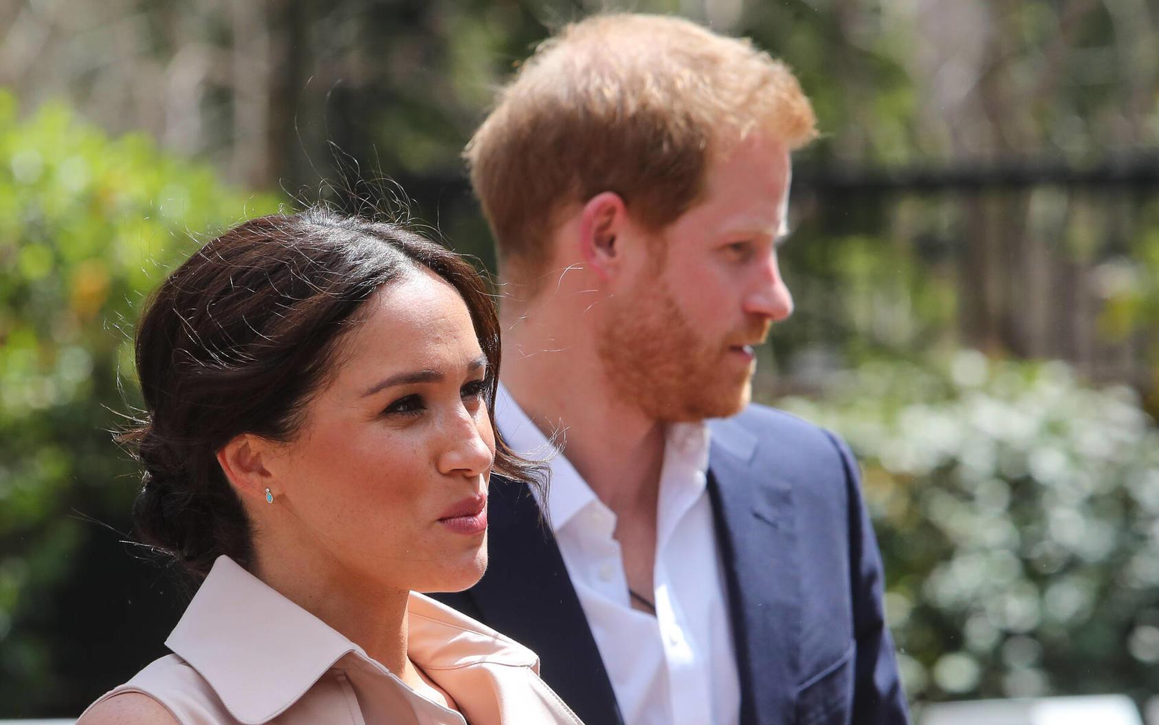Harry und Meghan sind bald frei von royalen Verpflichtungen