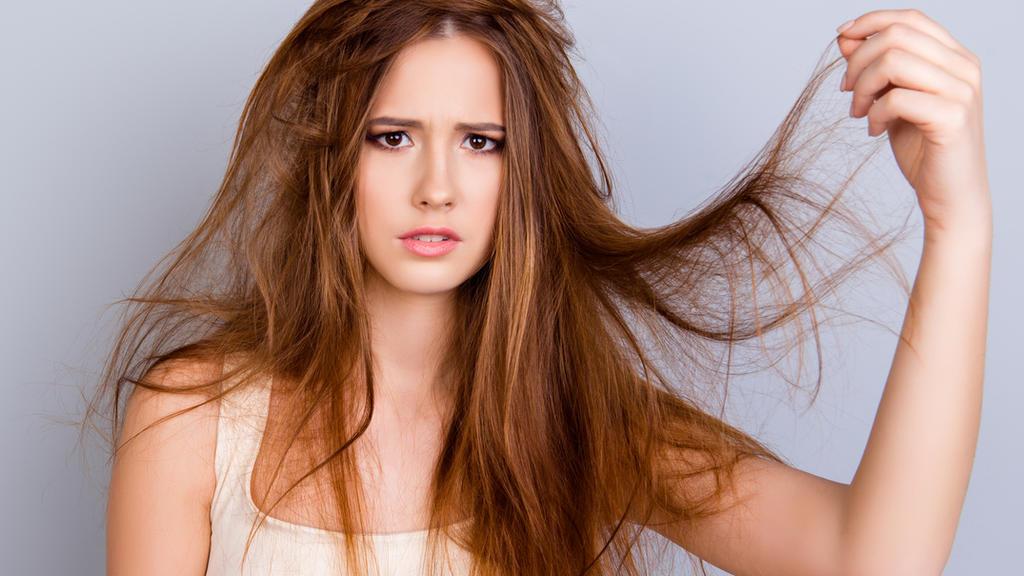 Pflege für brüchige Haare