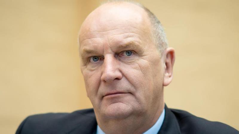 Dietmar Woidke (SPD), Ministerpräsident von Brandenburg und Bundesratspräsident. Foto: Kay Nietfeld/dpa