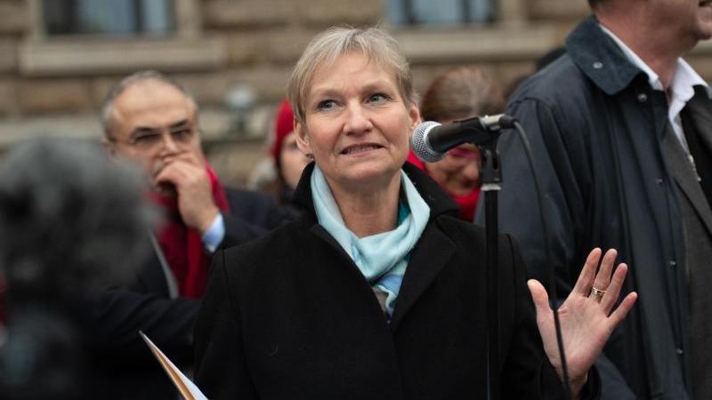 Kirsten Fehrs, Bischöfin der Evangelisch-Lutherischen Kirche in Norddeutschland. Foto: Daniel Reinhardt/dpa