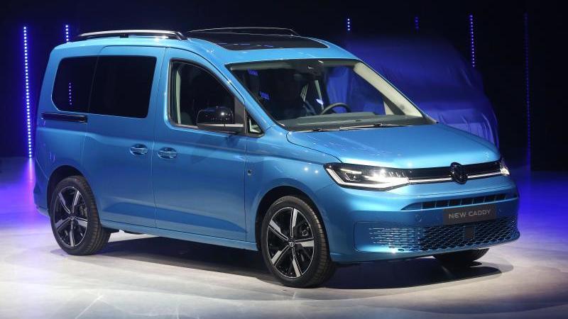 VW plant auch Plug-In-Hybrid-Version des neuen Caddy