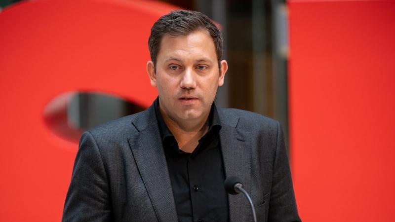 Lars Klingbeil, SPD-Generalsekretär. Foto: Michael Kappeler/dpa/Archivbild