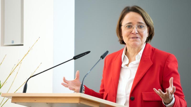 Annette Widmann-Mauz (CDU), Integrationsbeauftragte der Bundesregierung. Foto: Soeren Stache/zb/dpa/Archivbild