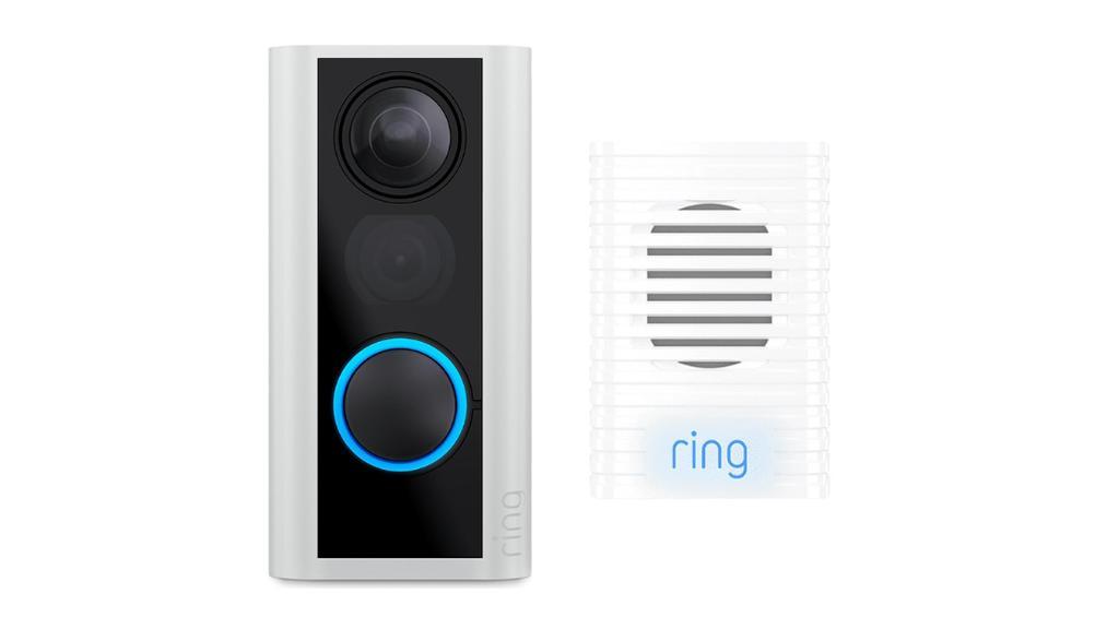 Ring Door View Cam bei tink.