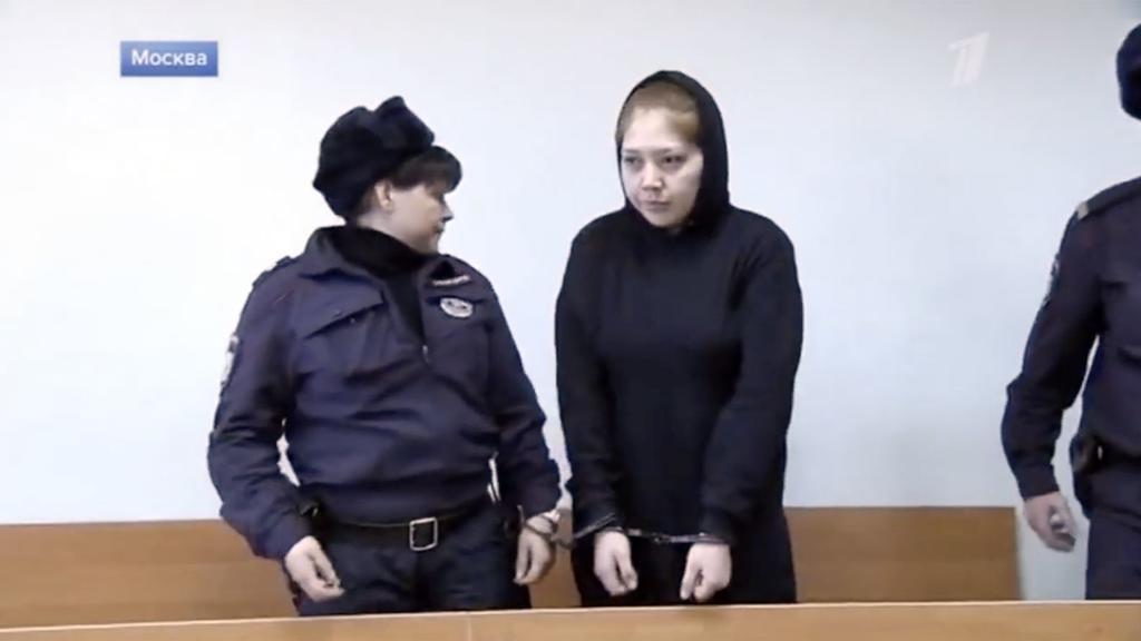 Rasulzhan Kyzy Barnokhon gestand die Tat vor Gericht.