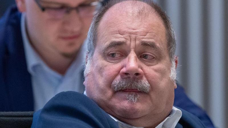 Peter Ritter, Abgeordnete der Linken im Landtag von Mecklenburg-Vorpommern. Foto: Jens Büttner/dpa-Zentralbild/ZB/Archivbild