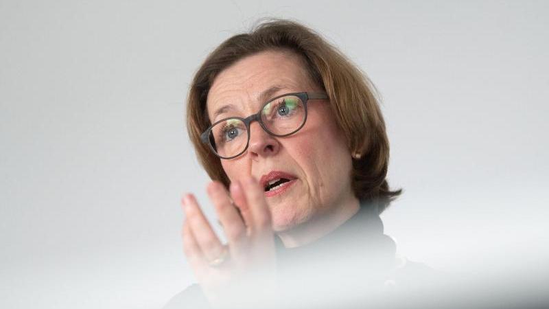 Beate Bube, Präsidentin des Landesamtes für Verfassungsschutz Baden-Württemberg. Foto: Marijan Murat/dpa/Archivbild