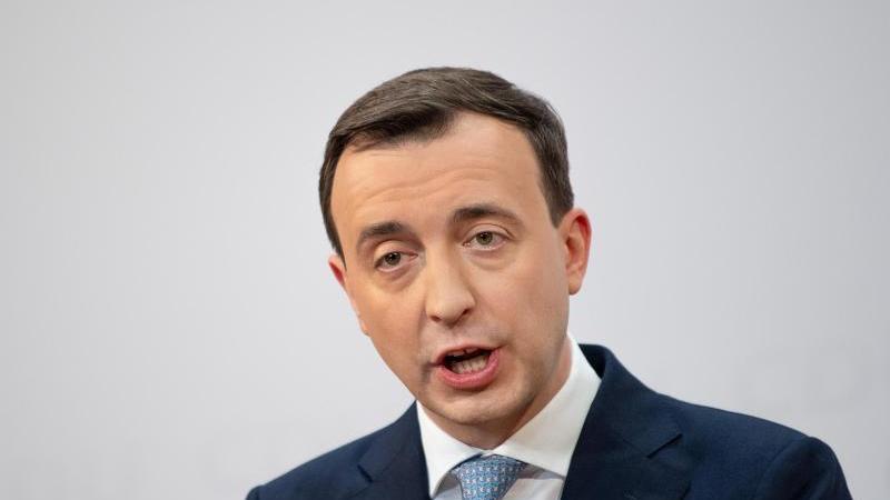 CDU-Generalsekretär Paul Ziemiak. Foto: Monika Skolimowska/dpa-Zentralbild/dpa