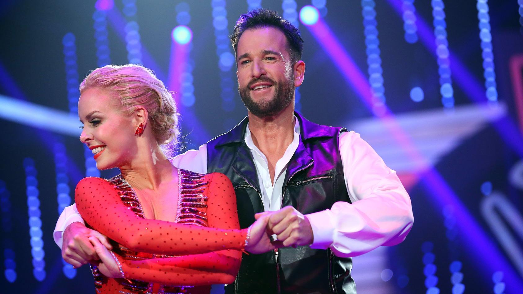 """Michael Wendler nahm vor vier Jahren an """"Let´s Dance"""" teil."""