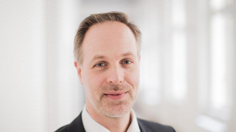 Sebastian Fiedler, Vorsitzender des Bundes Deutscher Kriminalbeamter. Foto: Rolf Vennenbernd/dpa/Archivbild
