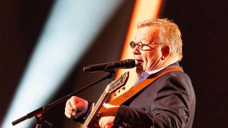 Der Musiker und Comedian Bernd Stelter. Foto: Philipp von Ditfurth/dpa/Archivbild