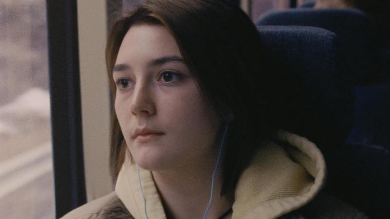 """Sidney Flanigan in einer Szene des Films """"Never, Rarely, Sometimes, Always"""" von Eliza Hittman. Foto: -/Focus Features/Berlinale/dpa/Archivbild"""