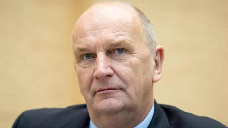 Dietmar Woidke (SPD), Ministerpräsident von Brandenburg und Bundesratspräsident. Foto: Kay Nietfeld/dpa/Archivbild