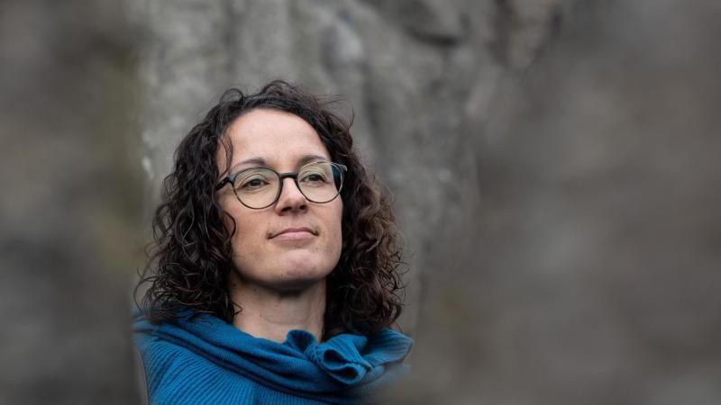 Angela Dorn (Bündnis 90/Die Grünen), Hessische Ministerin für Wissenschaft und Kunst. Foto: Swen Pförtner/dpa/Archivbild