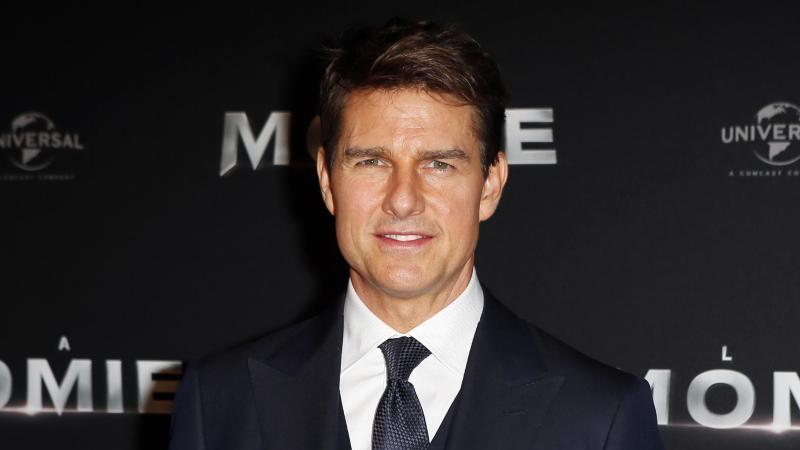 Tom Cruise kommt vorerst nicht nach Vendig. Foto: Francois Mori/AP/dpa