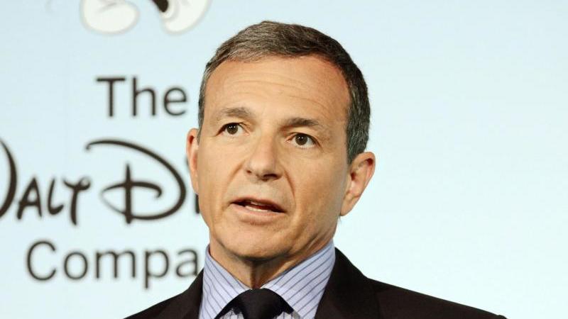 Der Chef des US-Unterhaltungsriesen Disney, Bob Iger, tritt mit sofortiger Wirkung zurück. Foto: Michael Reynolds/EPA FILE/dpa