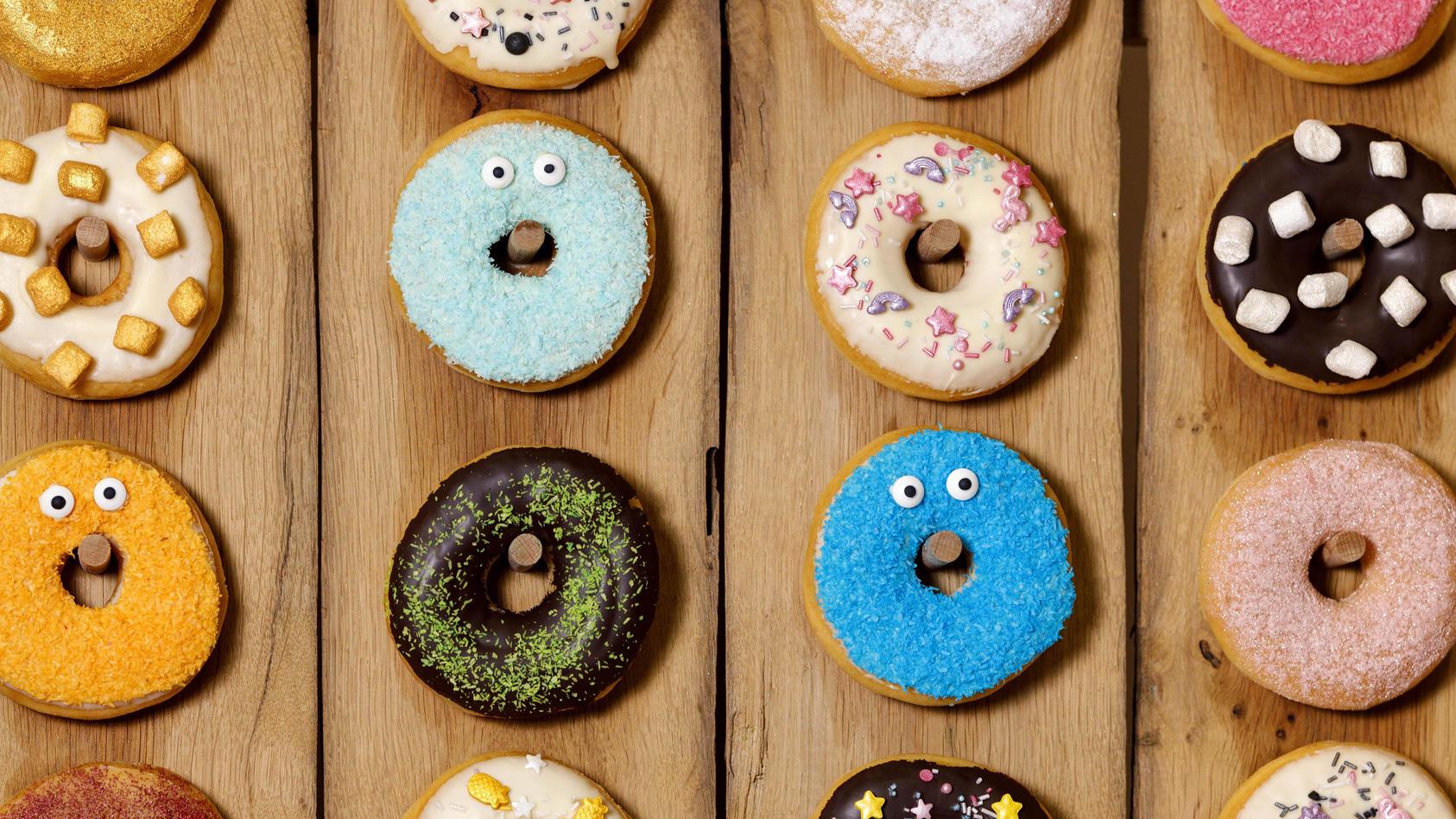 Süßigkeiten stehen auch in diesem Jahr wieder ganz oben auf der Fastenliste.