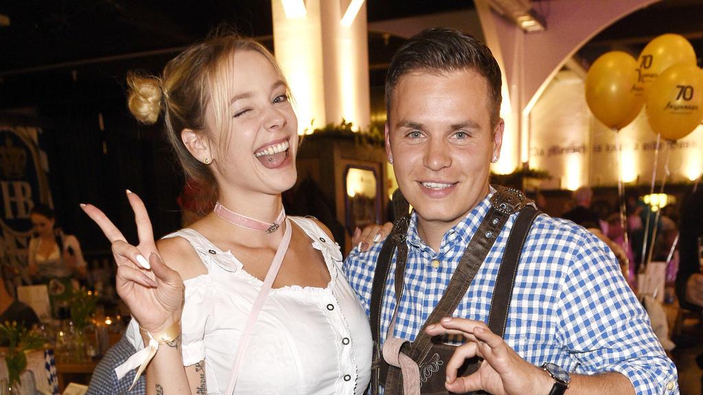 Anne Wünsche und Henning Merten, noch glücklich im August 2018.