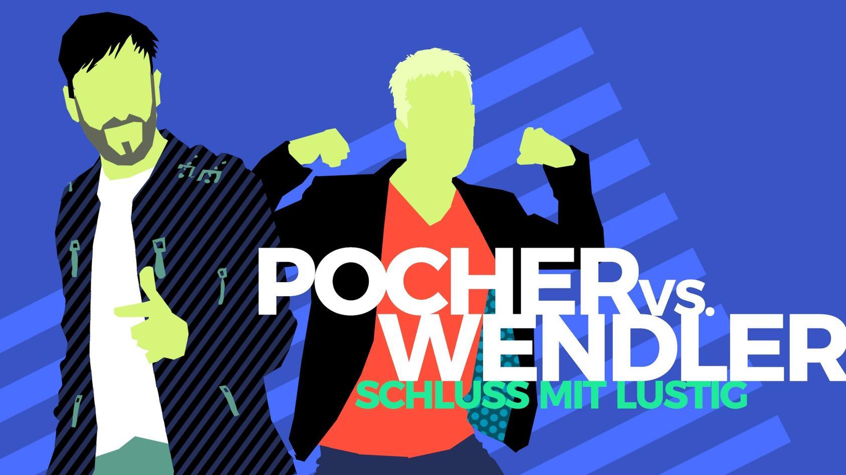"""""""Pocher vs. Wendler - Schluss mit lustig!"""""""