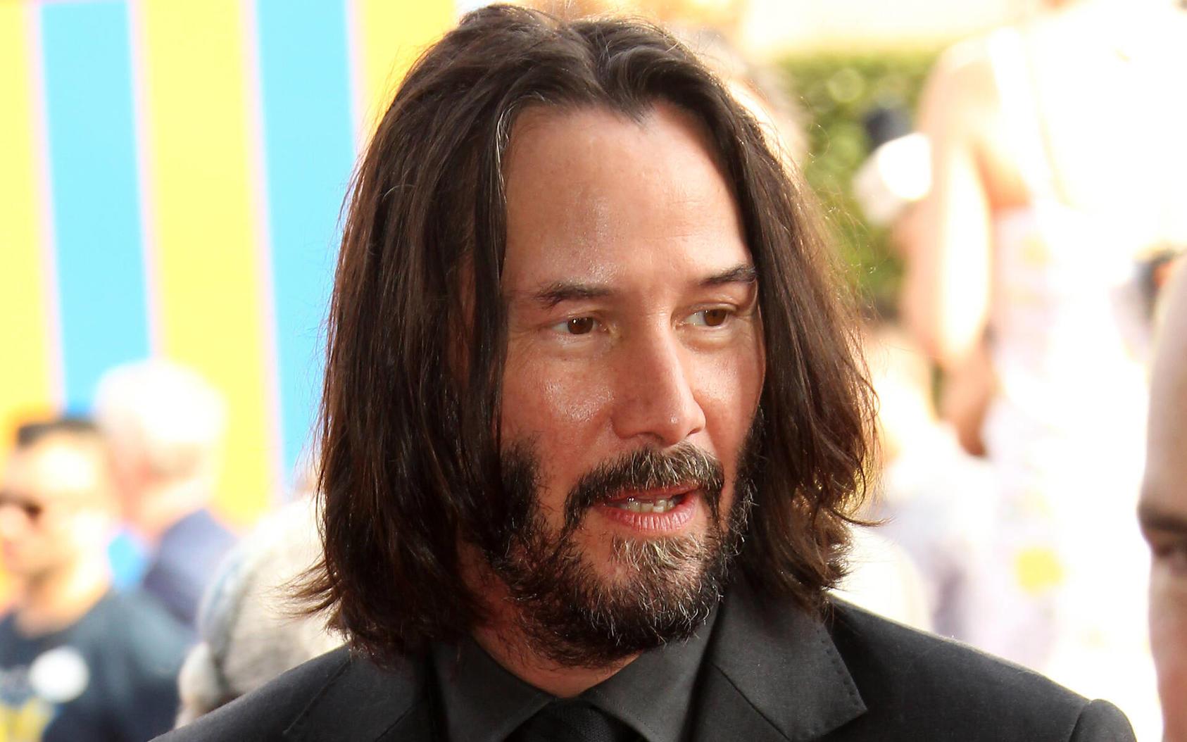 Keanu Reeves macht San Francisco unzufrieden