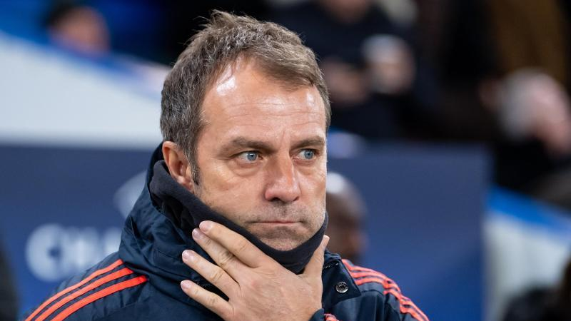 Bayern-Trainer Hansi Flick. Foto: Sven Hoppe/dpa/Archivbild