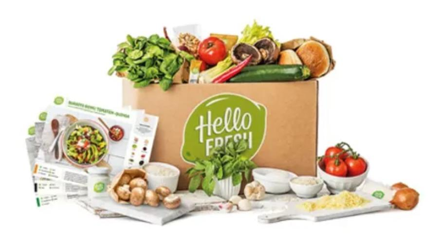 Hello Fresh: Kochbox