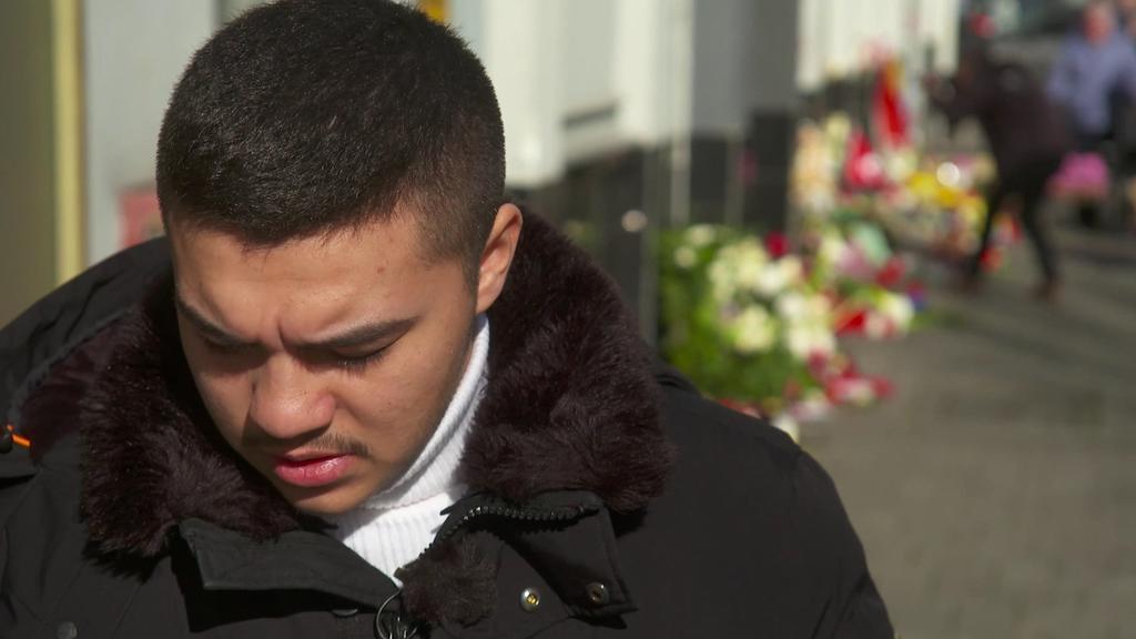Cenk verlor bei dem Anschlag in Hanau zwei Mitarbeiter