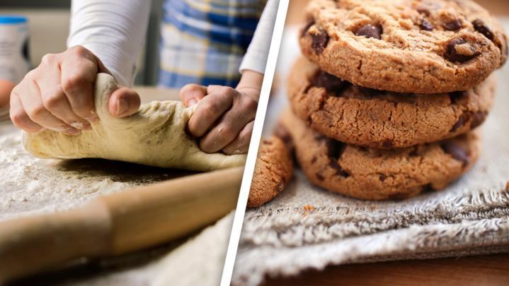 Cookies und Pizzateig ganz einfach selbst machen!