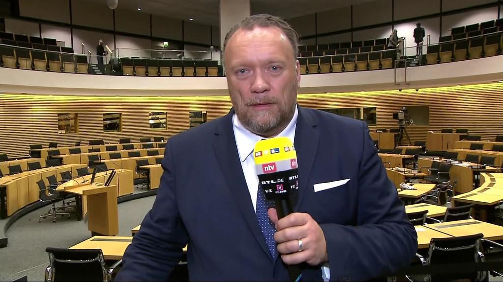 RTL-Reporter Thomas Präkelt